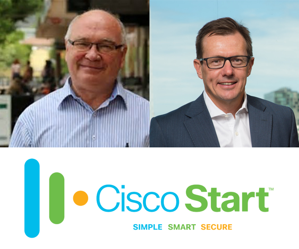 Launch of CISCO's new SMB Strategy - CISCO Start