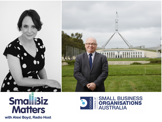 What is COSBOA and how does it support small businesses in Australia?