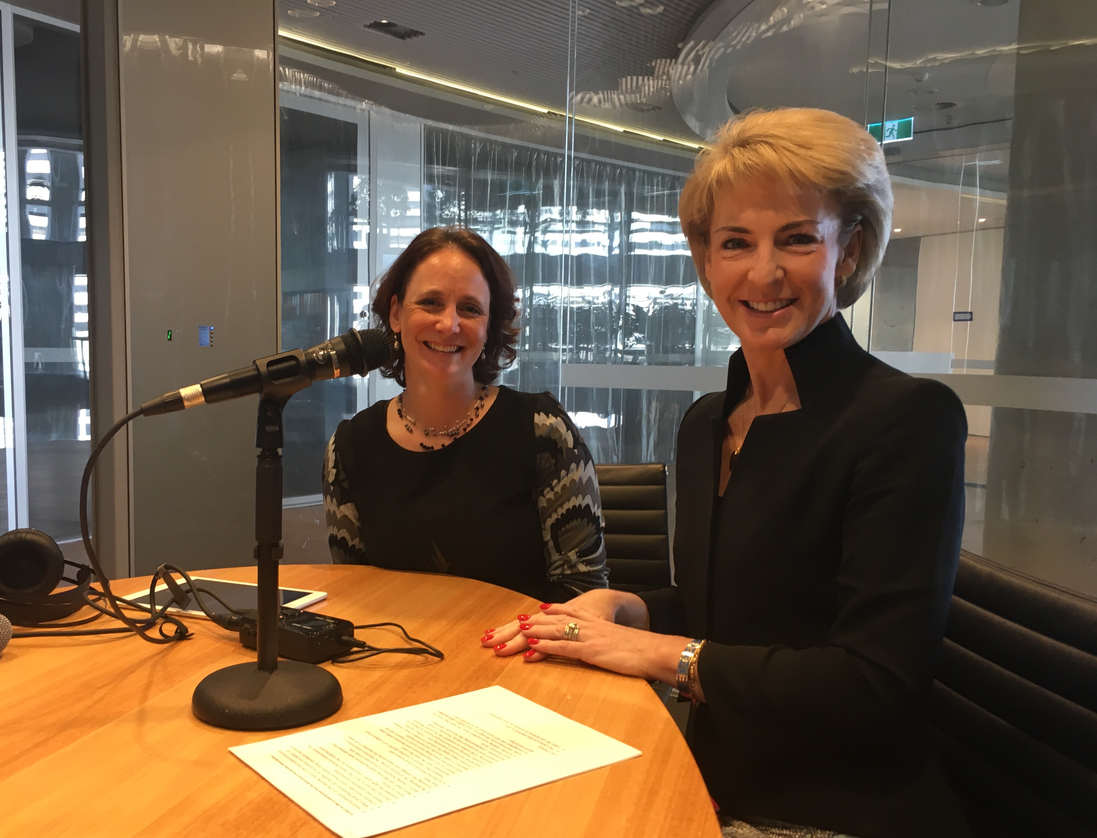 Interview with Senator the Hon Michaelia Cash