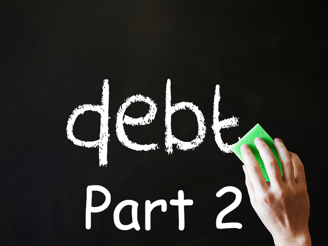 Debt Recovery Part 2 - 16/08/2016